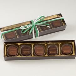5 Pc Truffle Box