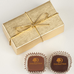 2 Pc Truffle Box