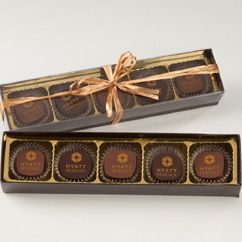 5 Pc Truffle Box