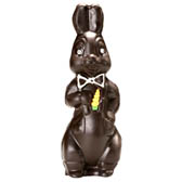 9 in. Farmer Bunny - 3D Hollow