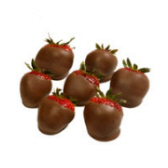 Chocolate Covered Strawberries - 1/2 doz.