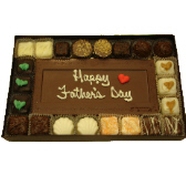Assortment Box with Greeting Bar - Father`s Day
