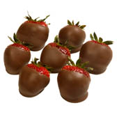Chocolate Covered Strawberries - 1 Dozen