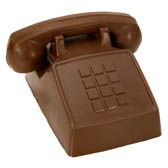 3-D Hollow Chocolate Telephone