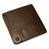 Chocolate 3.5 in. Floppy Disk