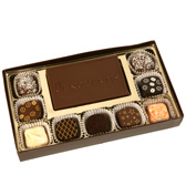 9-Pc Assorted Box with Custom Logo Bar