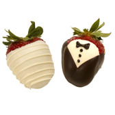 Tuxedo or Bride Strawberries