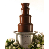 Chocolate Fountain Rental - Call Local store for Pricing
