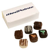 6-Pc Logo Box with Assorted Chocolates